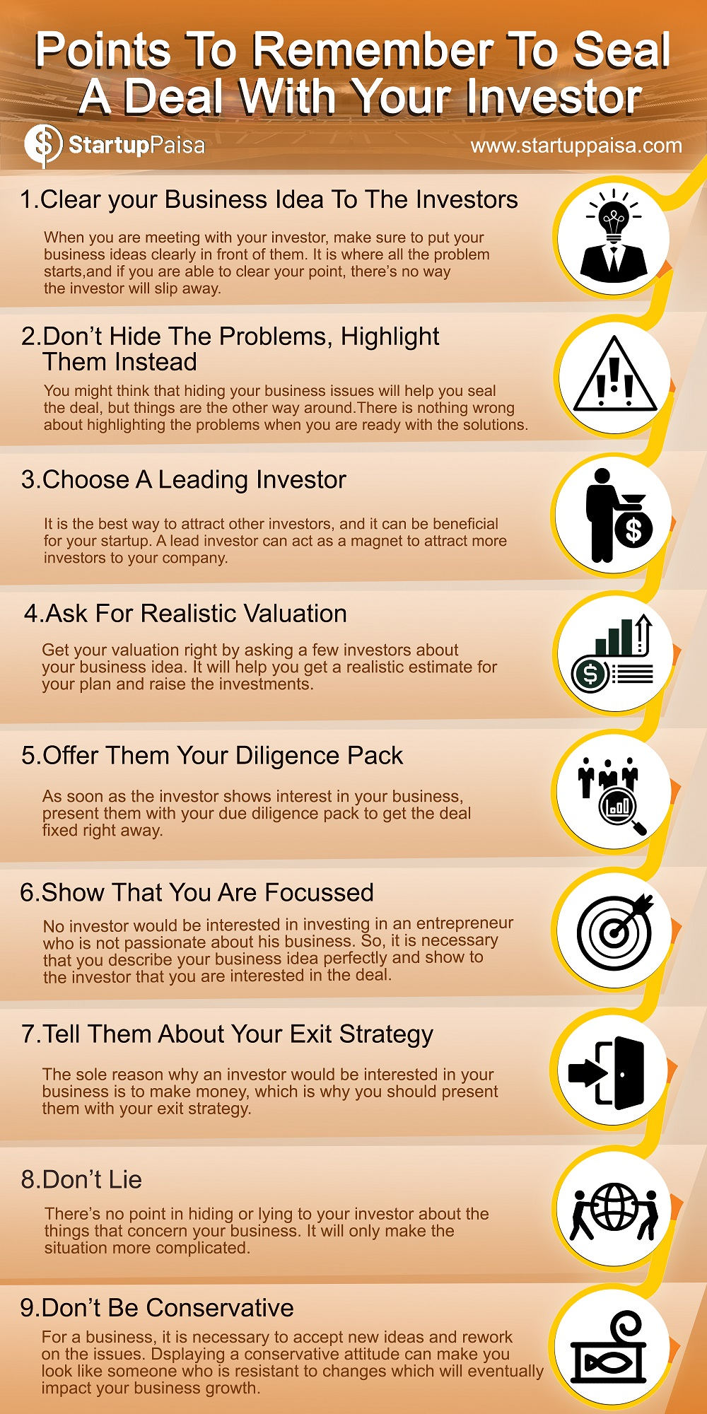 top startup investors